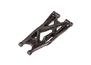 Suspension arm, black, lower (right Side, F/R), heavy duty (1) - 7830-radio-controlled-cars-and-trucks-Hobbycorner