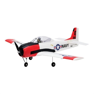 T-28 Trojan 1.1m BNF Basic with AS3X and SS - PKZ8250-radio-controlled-planes-and-gliders-Hobbycorner
