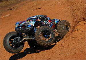 X-Maxx 8s Brushless - Rock n Roll - 77086-4 RNR-radio-controlled-cars-and-trucks-Hobbycorner