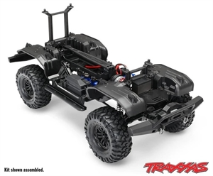 TRX-4 Chassis Kit - 4WD Chassis with TQi Traxxas Link - 82016-4-radio-controlled-cars-and-trucks-Hobbycorner