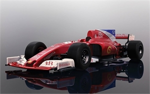 Red Stallion F1 Car - C3958-slot-cars-Hobbycorner