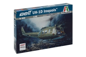 1/48 UH - 1D Iroquois - 849NZ-model-kits-Hobbycorner