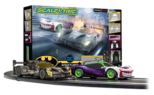 Batman vs Joker Set - Spark Plug - SCA C1415-slot-cars-Hobbycorner