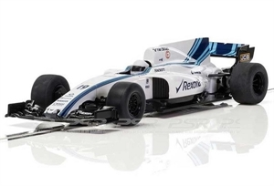 F1 Williams Massa dpr -  SCA C3955-slot-cars-Hobbycorner