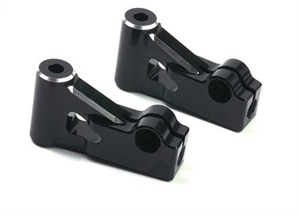 CNC Machined Alum. Upper Arm - Front (2) - Black - 562056BK-rc---cars-and-trucks-Hobbycorner