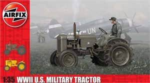 1/35 WWII U.S. Military Tractor - A1367-model-kits-Hobbycorner