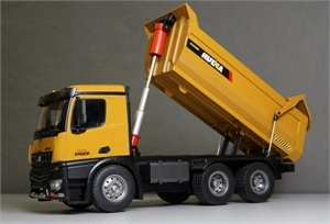 1/14 Full Metal RC Dump Truck - 1582-radio-control-construction-vehicles-Hobbycorner