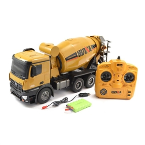 1/14 10ch Concrete Mixer - 1574-radio-control-construction-vehicles-Hobbycorner
