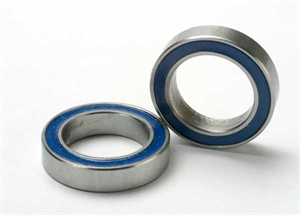 Ball Bearings, Blue Rubber Sealed (12X18X4Mm) (2) - 5120-radio-controlled-cars-and-trucks-Hobbycorner