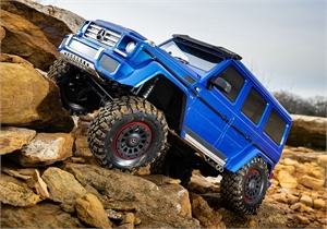 TRX-4 Scale and Trail Crawler with Mercedes-Benz G 500 Body - 82096-4-radio-controlled-cars-and-trucks-Hobbycorner