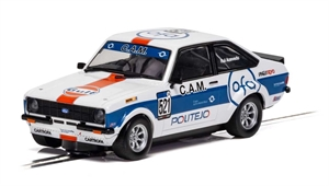 FORD ESCORT MK2 RS2000 - GULF EDITION - SCA C4150-slot-cars-Hobbycorner