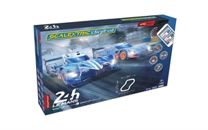 ARC PRO Set: 24hr Le Mans (Digital) - SCA C1404-slot-cars-Hobbycorner