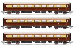 Northern Belle - Mk2D Coach Pack - Era 10 - HOR R4898-trains-Hobbycorner