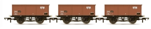 BR, 27T MSV Iron Ore Tipplers, three pack - Era 7 - HOR R6965-trains-Hobbycorner