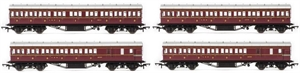 Coach Pack Midland Communter (4 Coaches) - HOR R4926NIC-trains-Hobbycorner