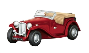 MG TC, Centenary Year Limited Edition - 1957 - HOR R7241-trains-Hobbycorner