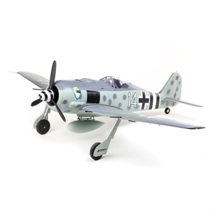 Focke-Wulf Fw190A 1.5m BNF Basic with Smart - EFL01350-rc-gliders-and-planes-Hobbycorner