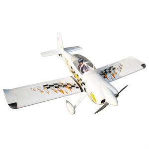 Van RV-8 (Eagle with fire, white), 180cm Span - SEA249M-rc-gliders-and-planes-Hobbycorner