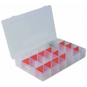 18 Compartment Storage Case  -  HB6312-bags-and-boxes-Hobbycorner