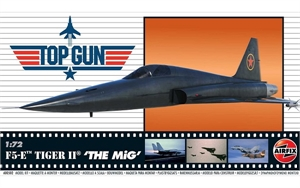 1/72 Top Gun F5-E Tiger II - THE MIG - A00502-model-kits-Hobbycorner