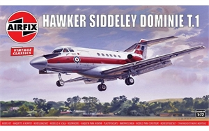 1/72 Hawker Siddley Dominie T.1 - A03009V-model-kits-Hobbycorner