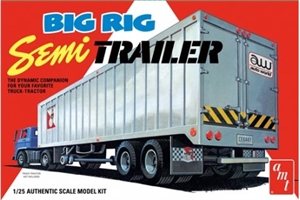 1/25 Big Rig Semi Trailer - 1164-model-kits-Hobbycorner