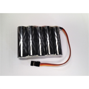 2500mah, 6.0V, ENELOOP Flat Pack -  ENE60VF- 25-batteries,-chargers-and-testers-Hobbycorner