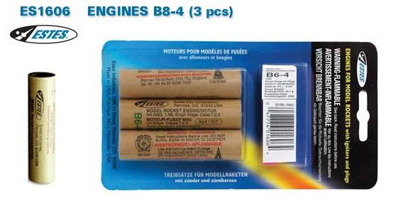Standard Rocket Engine B6- 4 - ES1606