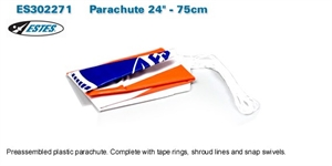 Replacement 24 inch Parachute -  ES302271-rockets-Hobbycorner