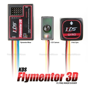Flymentor 3D Auto Stabilizer -  FMentor- 3D-radio-controlled-helicopters-Hobbycorner