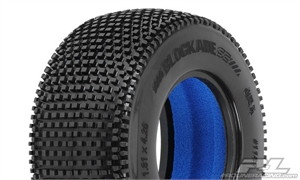 "Blockade - 2.2""/3.0"" M3 (Soft) - 1/10 SC Front or Rear Tires - 1183-02-tires-and-rims-Hobbycorner"