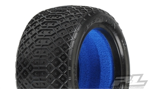 "Electron 2.2"" MC (Clay) Off- Road Buggy Rear Tires -  8238- 17-tires-and-rims-Hobbycorner"
