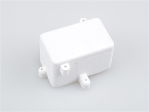 THE White 2013 Rear Radio Box -  JQB0292LE-radio-controlled-cars-and-trucks-Hobbycorner