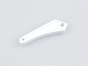 THE White Rear Chassis Brace for Wide Chassis -  JQB0289LE-radio-controlled-cars-and-trucks-Hobbycorner