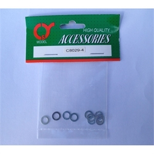 Spacer Washer for Clutch Bearing 5mm x 8mm 0.3mm (10pcs) -  C8029- 4-radio-controlled-cars-and-trucks-Hobbycorner