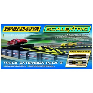 Track Extension Pack 2 Leap Side -  SCA C8511-slot-cars-Hobbycorner
