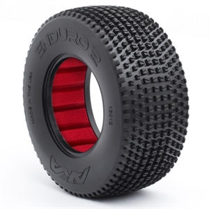 1:10 Short Course Enduro 2 Wide (Super Soft) With Red Insert -  13012VR-tires-and-rims-Hobbycorner