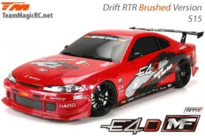 E4D MF 1- 10 Dift Car S15 -  503017- S15-radio-controlled-cars-and-trucks-Hobbycorner