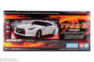 Nissan GT- R TT- 02D Chassis Drift Spec -  58623-radio-controlled-cars-and-trucks-Hobbycorner