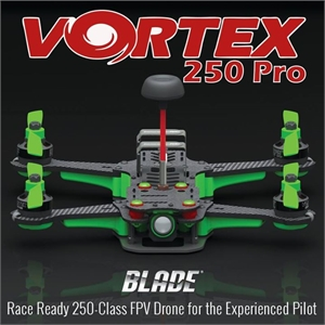 Vortex 250 Pro BNF Basic -  BLH9250-drones-and-fpv-Hobbycorner