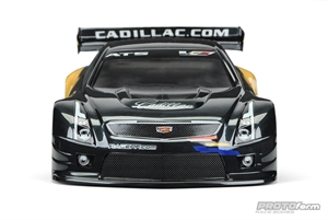 Cadillac ATS- VR Clear Body -  1543- 30-radio-controlled-cars-and-trucks-Hobbycorner