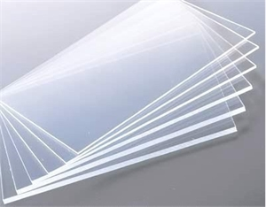 Styrene - Clear Sheet - 15cm x 29cm x .13mm (3)-building-materials-Hobbycorner
