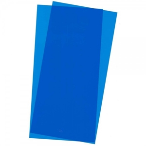 Styrene - Sheet Blue - 15cm x 29cm x 2mm (2)-building-materials-Hobbycorner