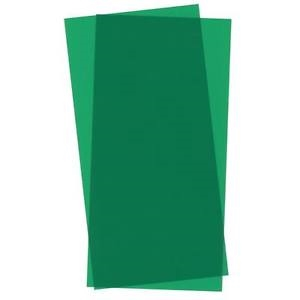 Styrene - Sheet Green - 15cm x 29cm x 2mm (2) -building-materials-Hobbycorner