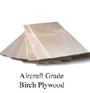 "PLY -  Birch -  12x24"" -  1/16"" (1.5mm) -  7.5242-building-materials-Hobbycorner"