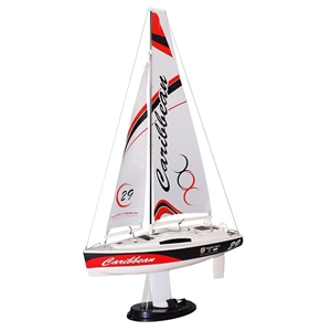Caribbean 2.4Ghz RC Sailboat -  J8802-radio-controlled-boats-Hobbycorner